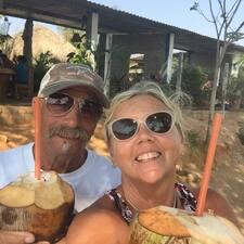 Profil Pengguna Margarita And Bruce