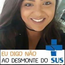 Letícia felhasználói profilja