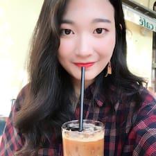 Henkilön Minyeong käyttäjäprofiili