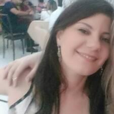 Henkilön Ana Luísa käyttäjäprofiili