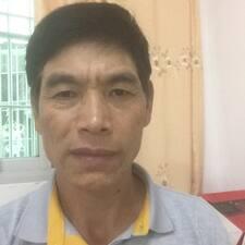 Profil utilisateur de 隆焕