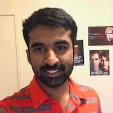 Profil korisnika Ajeeth