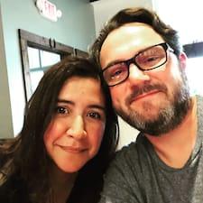 Julie & Keith User Profile