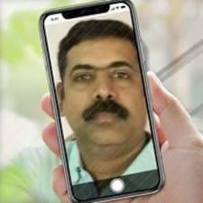 Profil utilisateur de Sudhish