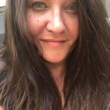 Tasina felhasználói profilja