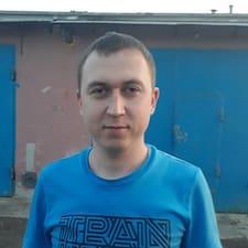 Максим Kullanıcı Profili
