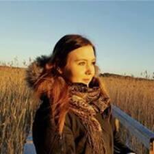 Anna-Liis felhasználói profilja