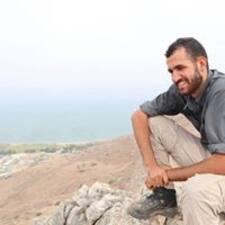 Gilad felhasználói profilja
