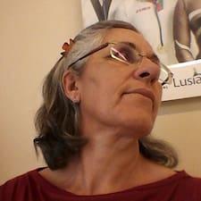 Användarprofil för Luciana Maria