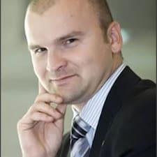 Profil Pengguna Radek