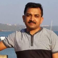 Användarprofil för Rajendra