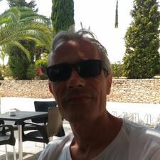 Profil utilisateur de Jean François
