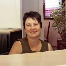 Profil utilisateur de Brigitte - Interhome