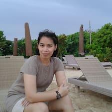 Profil utilisateur de Indah