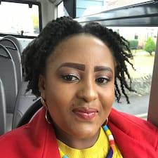 Henkilön Wangari käyttäjäprofiili