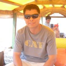 Edson felhasználói profilja