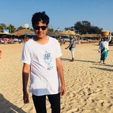 Profil utilisateur de Siddharth