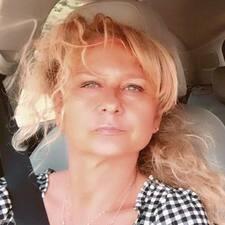 Användarprofil för Simona
