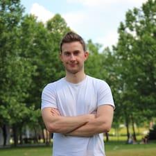 Profil utilisateur de Uroš