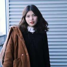 谷颖瑜 Brugerprofil