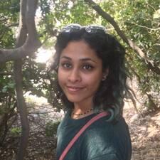 Rashmi felhasználói profilja