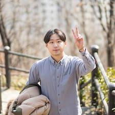 Profil utilisateur de Dong Gyu