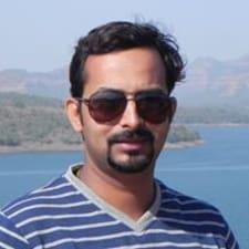 Vishal的用戶個人資料