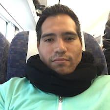 Jose Daniel felhasználói profilja