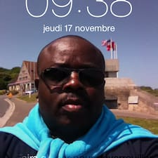 โพรไฟล์ผู้ใช้ André