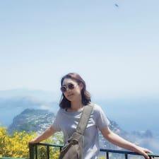 Profil utilisateur de Hye Kyeong