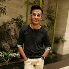 Profil Pengguna Aayush