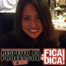 Patrícia的用戶個人資料