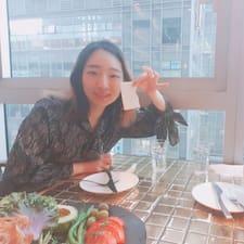 Perfil do usuário de 윤혜