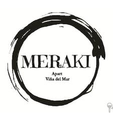 Perfil de usuario de Meraki Apart Viña Del Mar