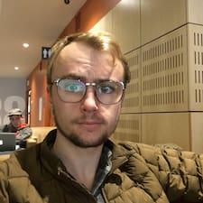 Profil utilisateur de Liam
