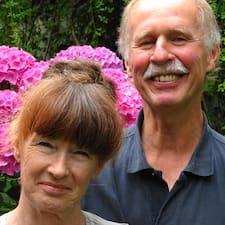 Ed & Sonja felhasználói profilja