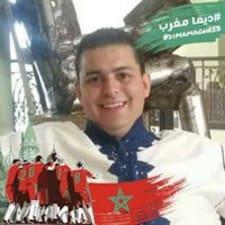 Perfil do utilizador de Youssef