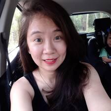 Febrina User Profile