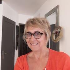 Viviane felhasználói profilja