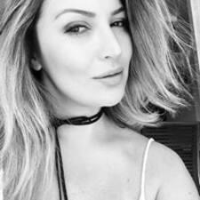 Larissa felhasználói profilja