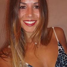 Julieta felhasználói profilja