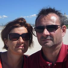 Sandrine Et Nicolas Brugerprofil