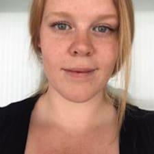 Mette felhasználói profilja