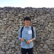 Henkilön Yeonghun käyttäjäprofiili