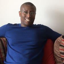 Henkilön Aboubacar käyttäjäprofiili