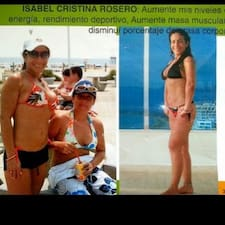 Isabel Cristina User Profile