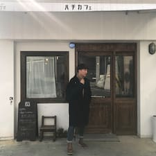 Профиль пользователя Hyungeun