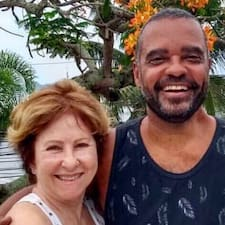 Salete & Luiz Henrique User Profile