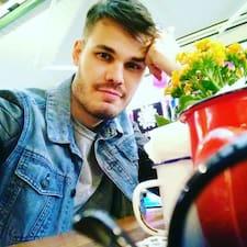 Mateus felhasználói profilja