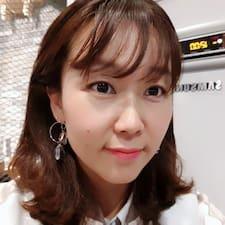 Perfil do utilizador de 혜령